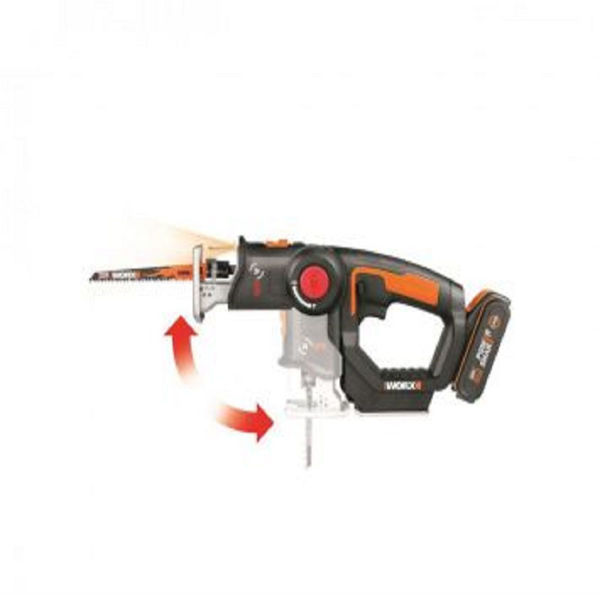 Picture of WORX 2 N 1 C/LESS RECIPROCATING  & JIGSAW-20V