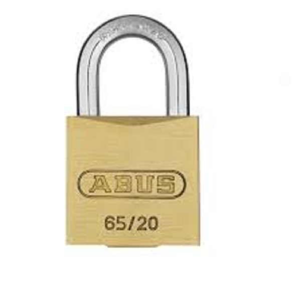 Picture of COMPACT BRASS PADLOCK 20MM