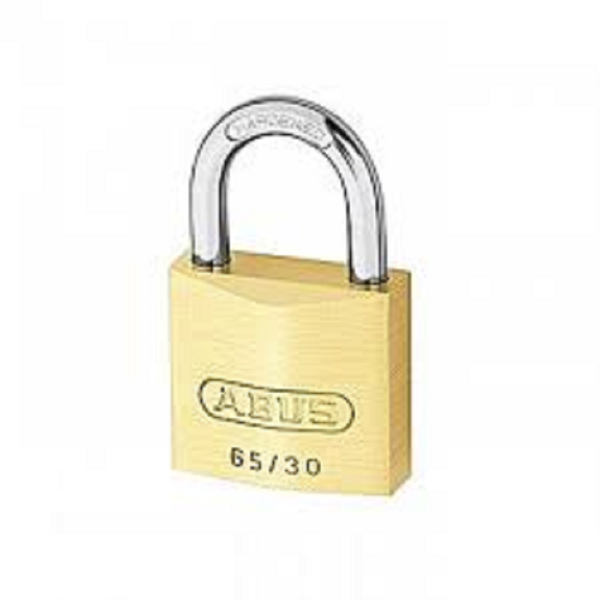 Picture of COMPACT BRASS PADLOCK 30MM