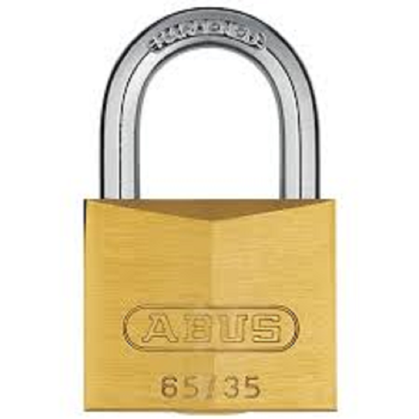 Picture of COMPACT BRASS PADLOCK 35MM