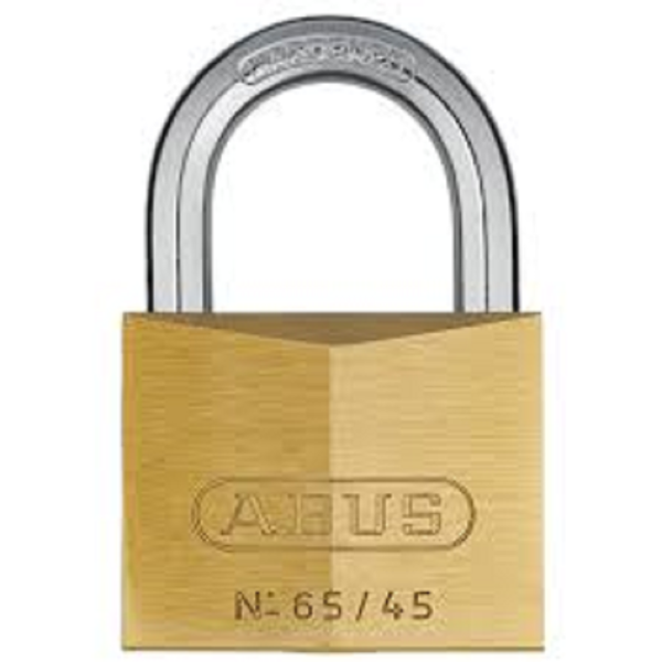 Picture of COMPACT BRASS PADLOCK 45MM
