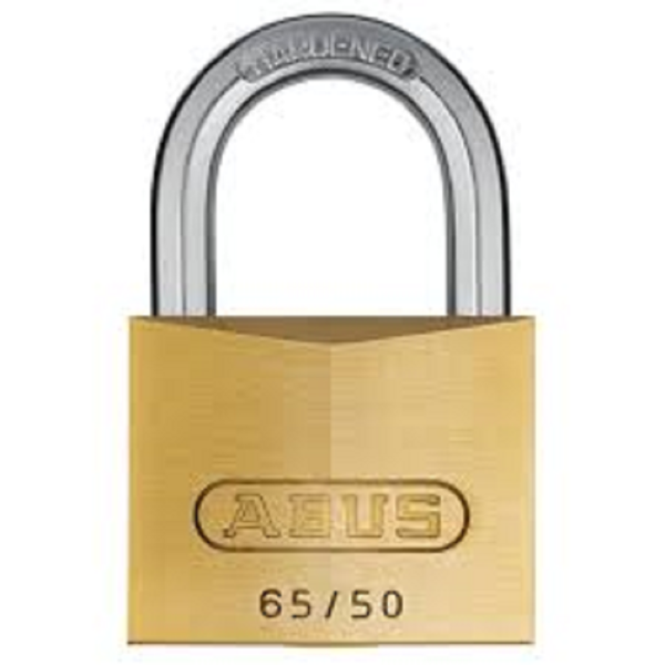 Picture of COMPACT BRASS PADLOCK 50MM