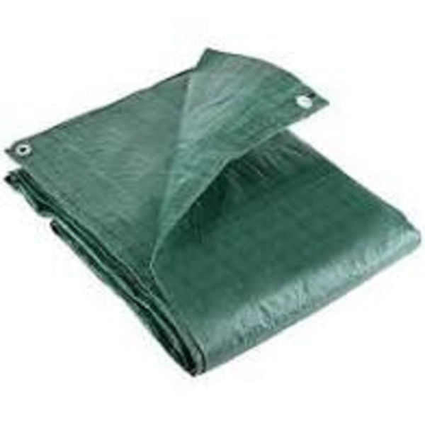 Picture of H/DUTY TARPAULIN COVER GREEN 6MT X 10MT