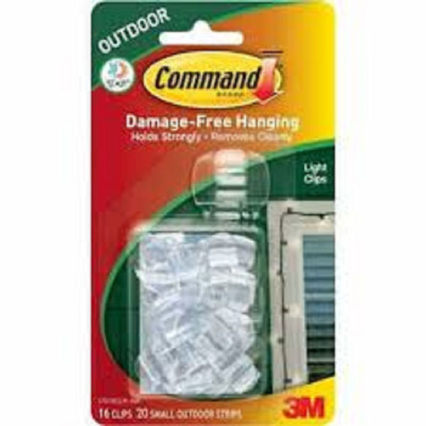 Picture of COMMAND OUTDOOR LIGHT CLIP