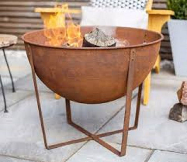 Picture of TAMBA OXIDISED FIREPIT