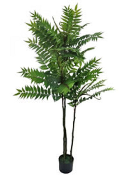Picture of ARTIFICIAL FERN TREE