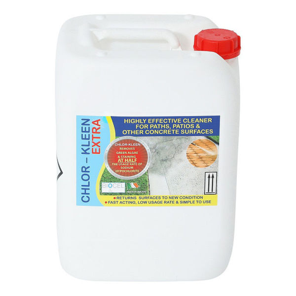 Picture of 20LT CHLOR-KLEEN CONCRETE CLEANER