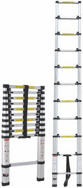 Picture of PROTOOL 3.8M TELESCOPIC LADDER