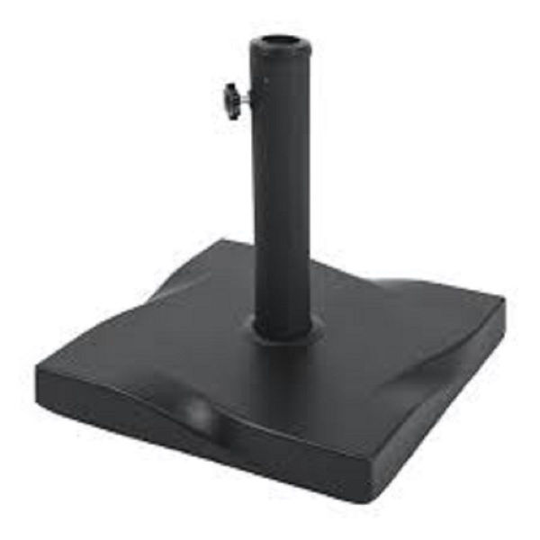 Picture of CONCERTE PARASOL BASE - BLACK 15KG