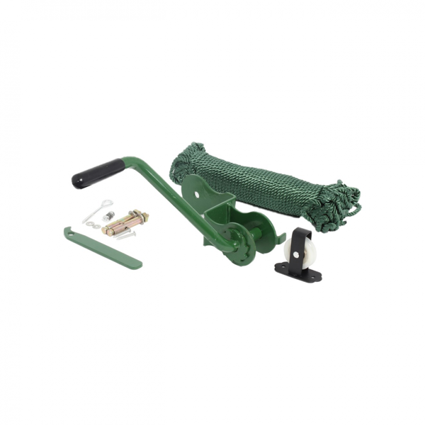 Picture of Complete Clothes line Winder Set- 30m