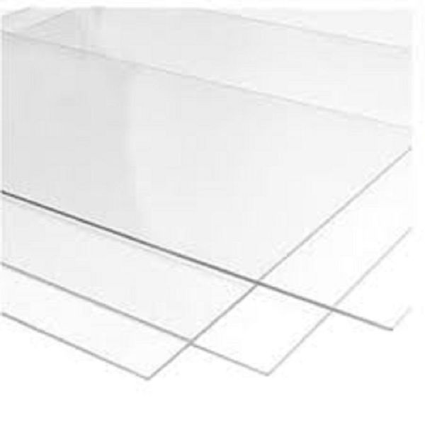 Picture of POLYSTYRNE 1800  X 1200 X 2M CLEAR SHEET