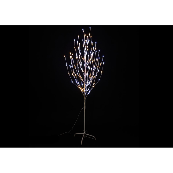 Picture of Jingles LED Birch Angel Tree Warm White - 1.8M