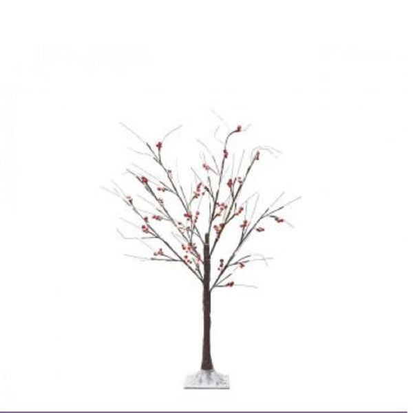 Picture of LED BERRY TREE - 6FT