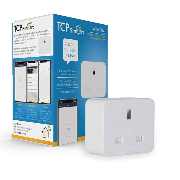 Picture of TCP SMART WIFI PLUG SINGLE SOCKET