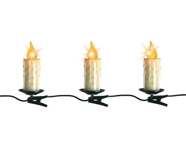 Picture of 30 LARGE CANDLE LIGHTS