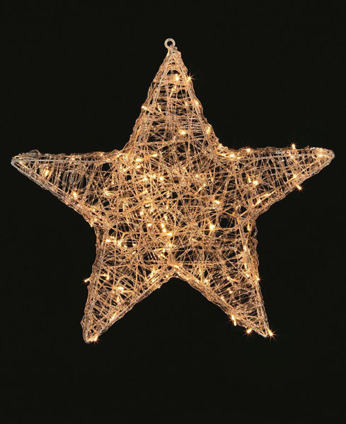 Picture of LED 58CM ACRYLIC STAR