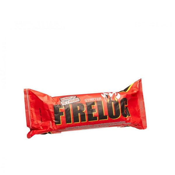 Picture of WOOD FLAME STARTER FIRELOG - 700G X 10