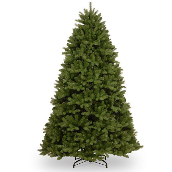 Picture of FEEL REAL NEWBERRY SPRUCE CHRISTMAS TREE - 7.5FT