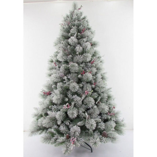 Picture of Snowy Bedford Pine Christmas Tree 7.5ft