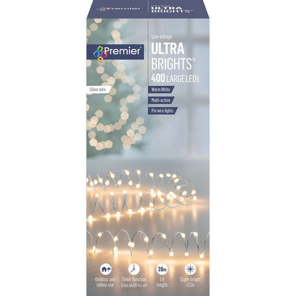 Picture of Premier 400 LV Large LED Multi-Action Ultrabrights -Warm White