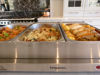 Picture of STAINLESS STEEL 3 PAN BUFFET SERVER & HOT PLATE
