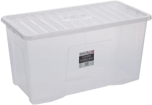 Picture of 110LT  STORAGE  BOX +LID