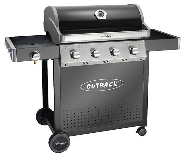 Picture of OUTBACK DRIFTER 4 BURNER GAS BBQ