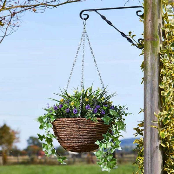 Picture of LILAC HANGING BASKET