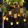 Picture of 10 COOL FLAME SOLAR STRING LIGHTS