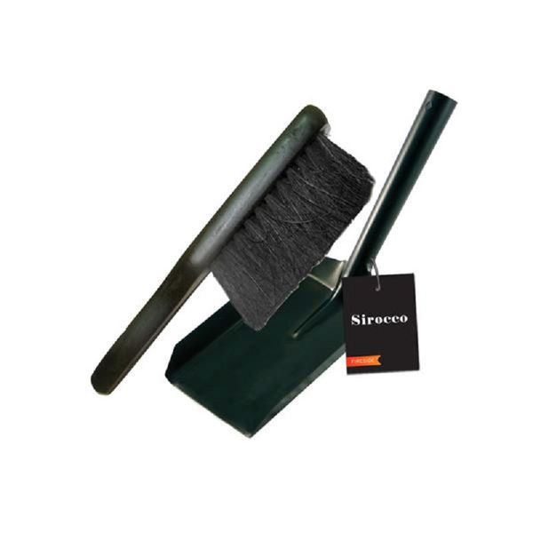 Picture of SIROCCO FIRE SHOVEL & BRUSH SET