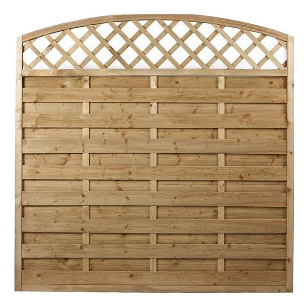 Picture of 6' X 5' DUSTON ARCH UP PANEL