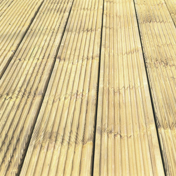 Picture of 4.8MT DECKING TREATED 150 X 35MM