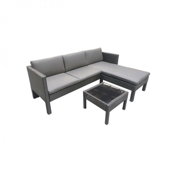 Picture of MONACO 4 SEATER ALL IN ONE BOX SET