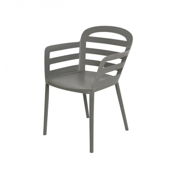 Picture of NEW YORK DINING CHAIR - ANTHRACITE