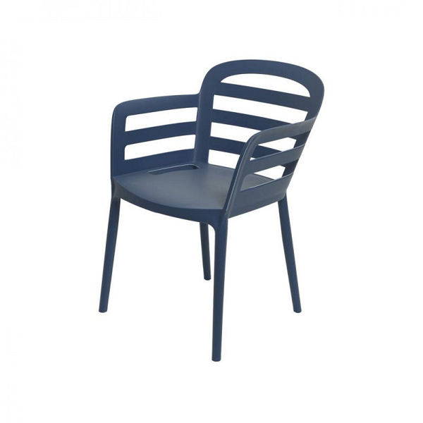 Picture of NEW YORK DINING CHAIR - NAVY
