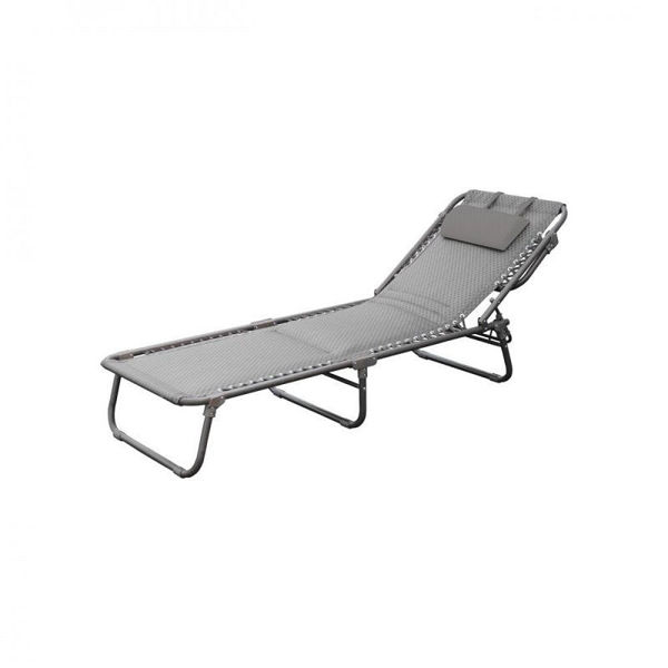 Picture of DELUXE PADDED SUN LOUNGER