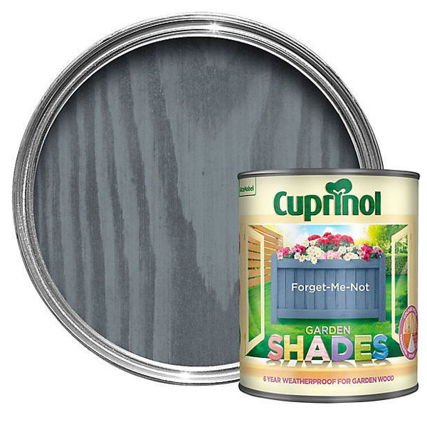 Picture of CUPRINOL GARDEN SHADES FORGET-ME-NOT 1LT