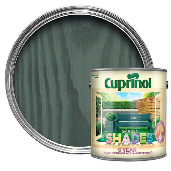 Picture of CUPRINOL GARDEN SHADES SAGE 2.5LT