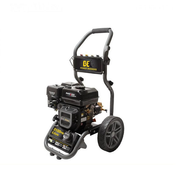 Picture of BE 7HP PETROL HIGH PRESSURE POWER WASHER 210CC