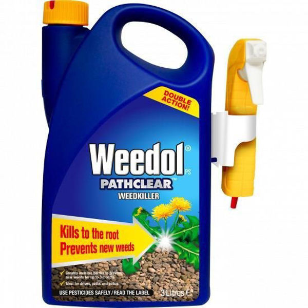 Picture of WEEDOL PATHCLEAR WEEDKILLER GUN 3LT