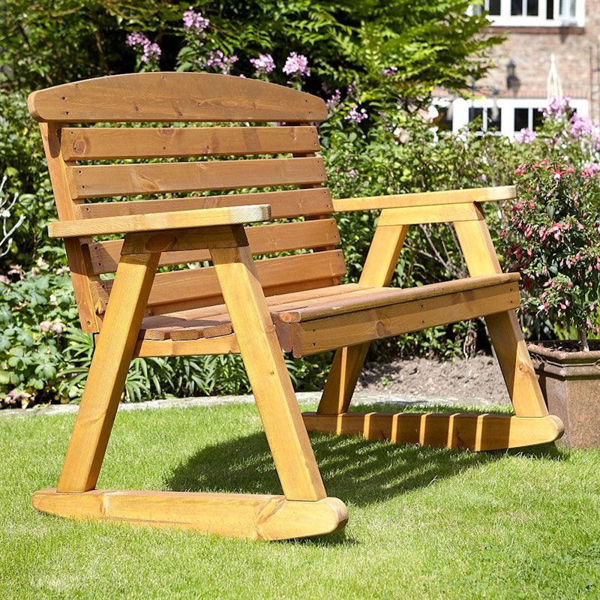 Picture of HETTON ROCKING BENCH