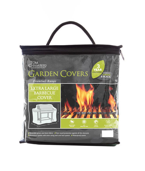Picture of ESSENTIALS BBQ COVER - EXTRA LARGE