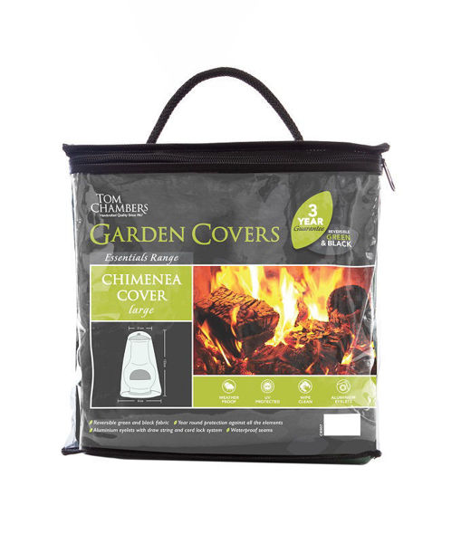 Picture of CHIMENEA  COVER - LARGE