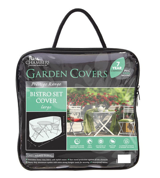 Picture of FURNITURE COVER - BISTRO SET COVER - LARGE