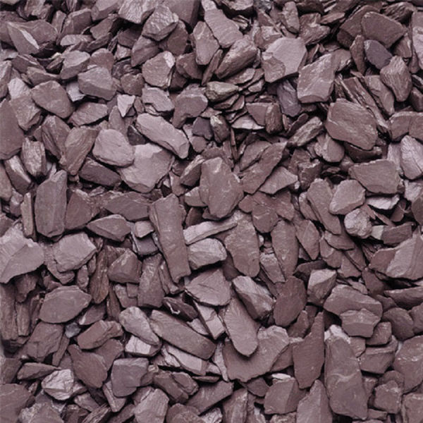 Picture of 25KG 40MM PLUM SLATE