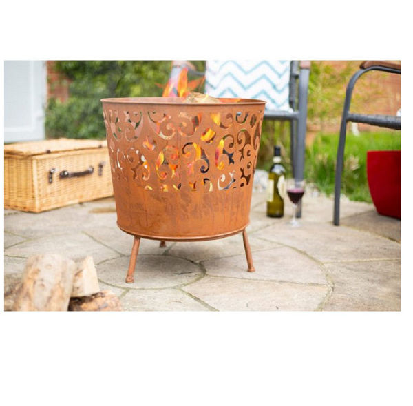Picture of CESTA FIREPIT