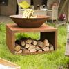 Picture of MOHO OXIDISED FIREPIT
