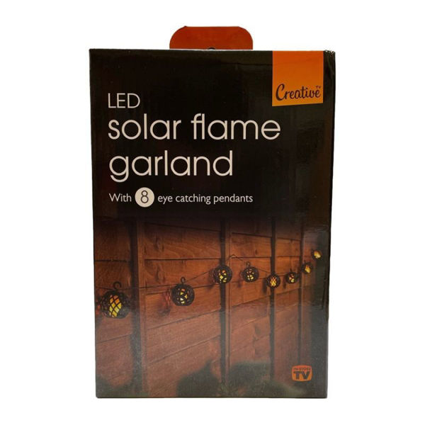 Picture of SOLAR FLAME GARLAND