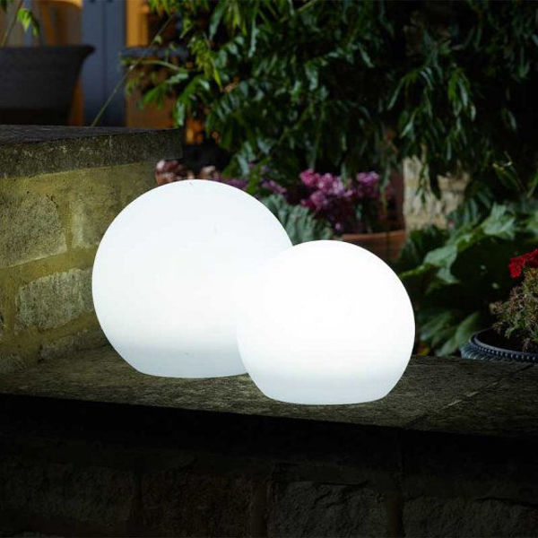 Picture of SOLAR POWERED - LUNIERES ORB LARGE
